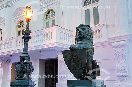 Assunto: Palácio dos Leões - Sede do Governo do  Estado / Local: São Luís - Maranhão (MA) - Brasil / Data: 07/2012