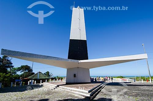 Assunto: Farol do Cabo Branco / Local: João Pessoa - Paraíba (PB) - Brasil / Data: 07/2012