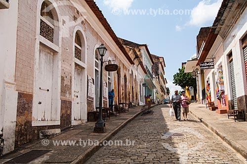 Assunto: Rua do Giz  / Local: São Luís - Maranhão (MA) - Brasil / Data: 10/2010