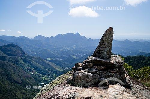 Assunto: Pico do Glória - Parque Nacional da Serra dos Órgãos / Local: Petrópolis - Rio de Janeiro (RJ) - Brasil / Data: 04/2014