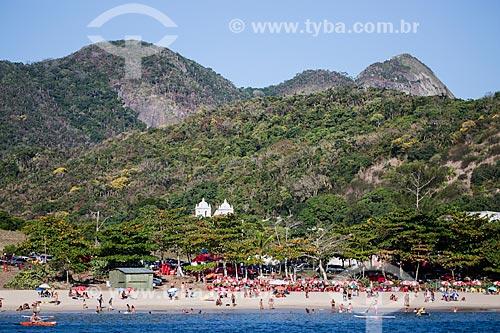Assunto: Praia de Itaipu / Local: Itaipu - Niterói - Rio de Janeiro (RJ) - Brasil / Data: 03/2014