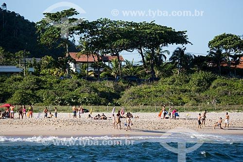 Assunto: Praia de Itacoatiara / Local: Itacoatiara - Niterói - Rio de Janeiro (RJ) - Brasil / Data: 03/2014