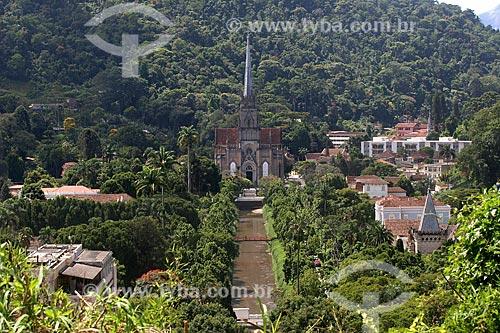 Assunto: Catedral de São Pedro de Alcântara (1846) / Local: Petrópolis - Rio de Janeiro (RJ) - Brasil / Data: 03/2012