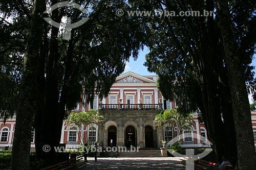 Assunto: Fachada do Museu Imperial de Petrópolis / Local: Petrópolis - Rio de Janeiro (RJ) - Brasil / Data: 03/2012