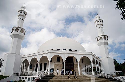 Assunto: Mesquita Omar Ibn Al-Khatab - Centro Cultural Beneficiente Islâmico de Foz do Iguaçu / Local: Foz do Iguaçu - Paraná (PR) - Brasil / Data: 04/2014
