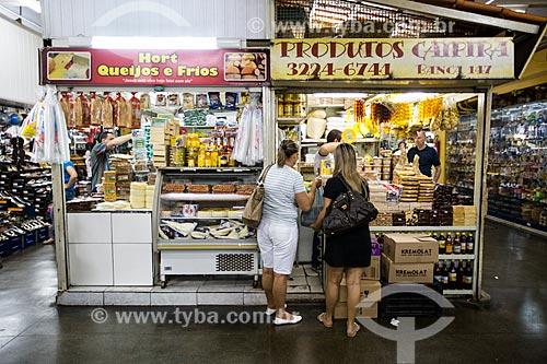 Assunto: Interior do Mercado Municipal de Goiânia / Local: Goiânia - Goiás (GO) - Brasil / Data: 05/2014