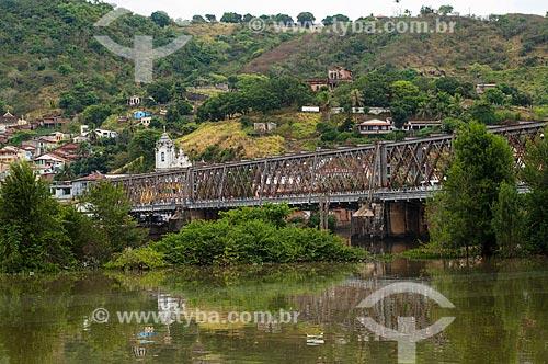 Assunto: Ponte rodoferroviária Dom Pedro II liga a cidade de Cachoeira à São Felix / Local: Cachoeira - Bahia (BA) - Brasil / Data: 12/2010