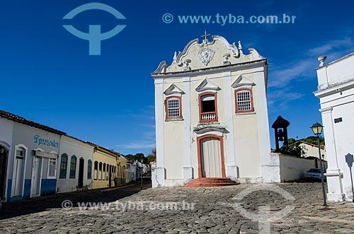 Assunto: Igreja da Boa Morte - Museu de Arte Sacra / Local: Goiás - Goiás (GO) - Brasil / Data: 05/2012