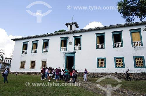 Assunto: Museu das Bandeiras antiga Casa de Câmara e Cadeia / Local: Goiás - Goias (GO) - Brasil / Data: 05/2012