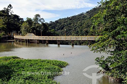 Assunto: Ribeirão das Antas / Local: Poços de Caldas - Minas Gerais (MG) - Brasil / Data: 04/2014