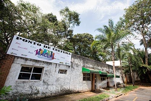 Assunto: Ponto de Cultura do Centro Livre de Artes do Bosque dos Buritis / Local: Goiânia - Goiás (GO) - Brasil / Data: 05/2014
