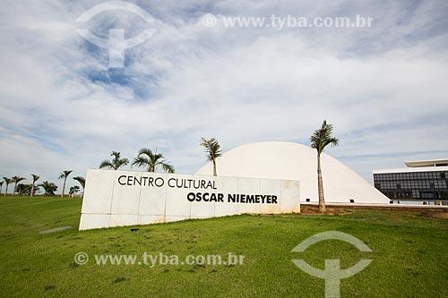 Assunto: Palácio da Música Belkiss Spenzièri (2006) - parte do Centro Cultural Oscar Niemeyer / Local: Goiânia - Goiás (GO) - Brasil / Data: 05/2014