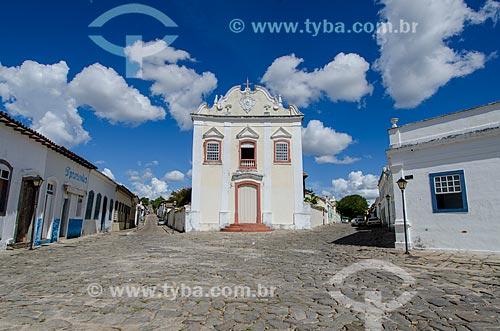 Assunto: Igreja da Boa Morte - Museu de Arte Sacra / Local: Goiás - Goias (GO) - Brasil / Data: 05/2012