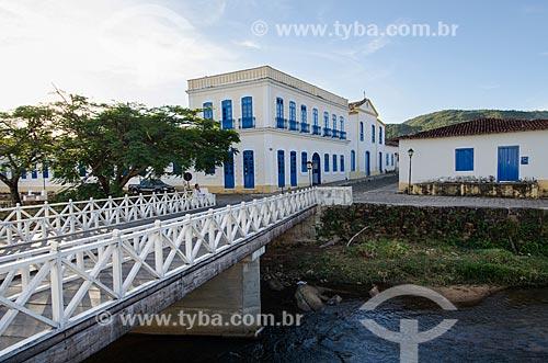Assunto: Hospital de Caridade São Pedro de Alcântara / Local: Goiás - Goias (GO) - Brasil / Data: 05/2012