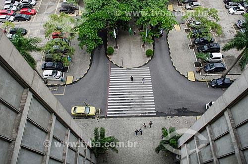 Assunto: Prédio da Universidade do Estado do Rio de Janeiro / Local: Rio de Janeiro (RJ) - Brasil / Data: 03/2013