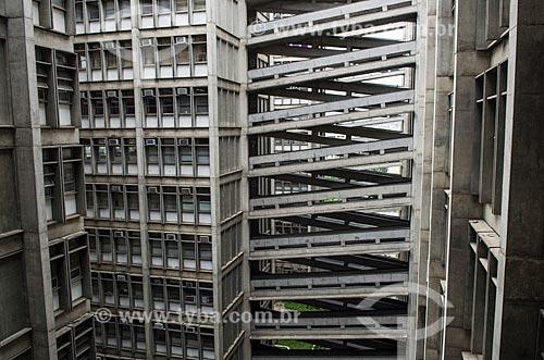 Assunto: Prédios e rampas de acesso do campus da Universidade do Estado do Rio de Janeiro / Local: Rio de Janeiro (RJ) - Brasil / Data: 03/2013