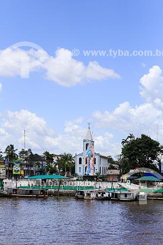 Assunto: Porto da cidade de Breves / Local: Breves - Pará (PA) - Brasil / Data: 03/2014
