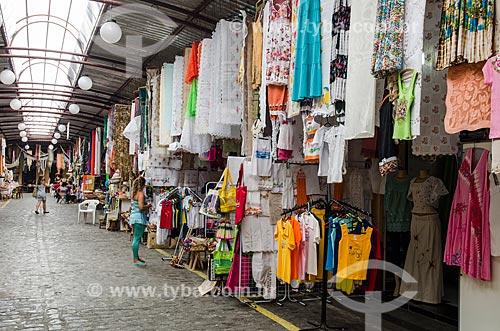 Assunto: Artesanato no Mercado Municipal Antonio Franco e Thales Ferraz / Local: Aracaju - Sergipe (SE) - Brasil / Data: 08/2013