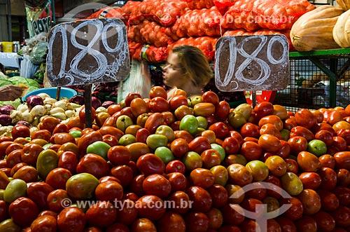 Assunto: Mercado Municipal Antonio Franco e Thales Ferraz / Local: Aracaju - Sergipe (SE) - Brasil / Data: 08/2013
