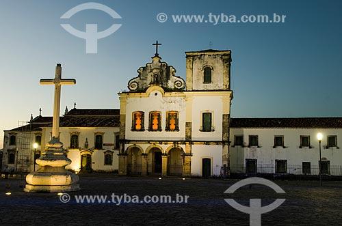 Assunto: Igreja e Convento de São Francisco - Museu de Arte Sacra / Local: São Cristóvão - Sergipe (SE) - Brasil / Data: 08/2013