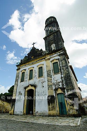 Assunto: Igreja de Nossa Senhora do Amparo / Local: São Cristóvão - Sergipe (SE) - Brasil / Data: 08/2013