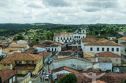 Assunto: Igreja e Convento de São Francisco - Museu de Arte Sacra ao fundo / Local: São Cristóvão - Sergipe (SE) - Brasil / Data: 08/2013