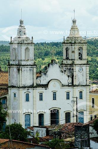 Assunto: Igreja Matriz de Nossa Senhora das Vitórias / Local: São Cristóvão - Sergipe (SE) - Brasil / Data: 08/2013