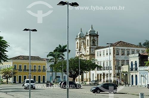 Assunto: Igreja de Nossa Senhora da Corrente / Local: Penedo - Alagoas (AL) - Brasil / Data: 08/2013
