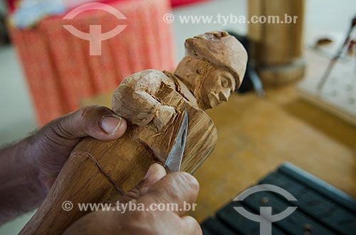 Assunto: Casa de artesanato / Local: Laranjeiras - Sergipe (SE) - Brasil / Data: 08/2013