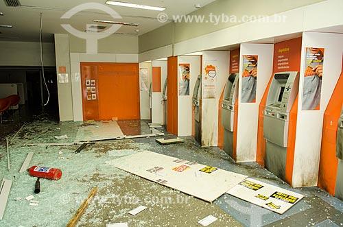 Assunto: Agência bancária do Banco Itaú / Local: Centro - Rio de Janeiro (RJ) - Brasil / Data: 10/2013