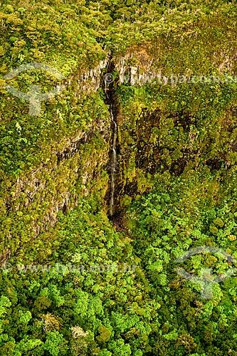 Assunto: Cachoeira de Tamarind Falls Reservoir / Local: Distrito de Plaines Wilhems - Maurício - África / Data: 11/2012