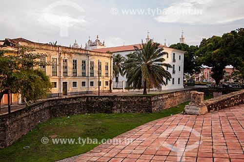 Assunto: Vista interna do Forte do Castelo antigo Forte Presépio / Local: Belém - Pará (PA) - Brasil / Data: 10/2010