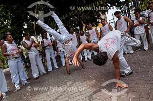 Assunto: Grupo de capoeira  / Local: Salvador - Bahia (BA) - Brasil / Data: 12/2010