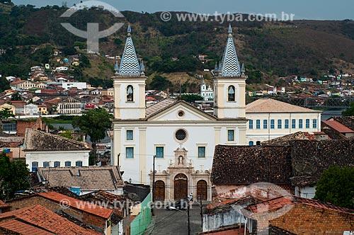 Assunto: Igreja Matriz de Nossa Senhora do Rosário / Local: Cachoeira - Bahia (BA) - Brasil / Data: 12/2010