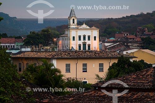 Assunto: Igreja de Nossa Senhora da Conceição do Monte / Local: Cachoeira - Bahia (BA) - Brasil / Data: 12/2010