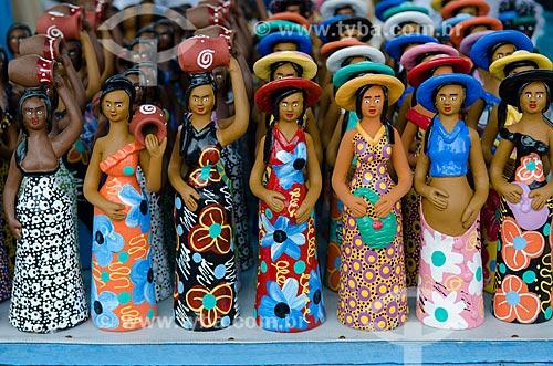 Assunto: Artesanato em loja de Olinda / Local: Olinda - Pernambuco (PE) - Brasil / Data: 07/2012