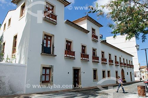 Assunto: Antigo Palácio Episcopal atualmente Museu de Arte Sacra de Pernambuco - MASPE -  / Local: Olinda - Pernambuco (PE) - Brasil / Data: 07/2012