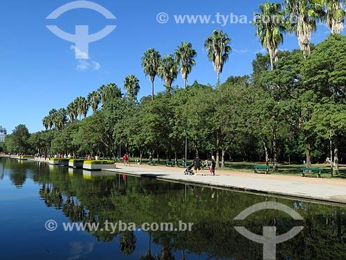 Assunto: Parque Farroupilha - também conhecido como Parque da Redenção / Local: Porto Alegre - Rio Grande do Sul (RS) - Brasil / Data: 04/2014