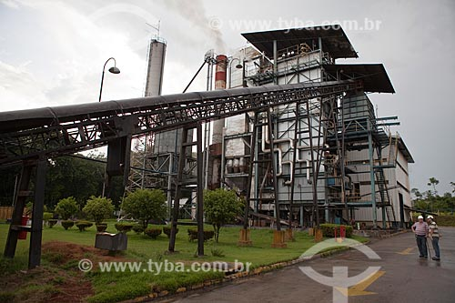 Usina Termoelétrica de Biomassa MIL-BK Energia - produção integrada a madereira Precious Woods Amazon (Madeira Certificada)  - Itacoatiara - Amazonas (AM) - Brasil