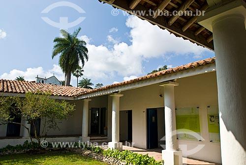Assunto: Engenho Massangana (século XIX) - fazenda em que Joaquim Nabuco viveu durante a infância / Local: Cabo de Santo Agostinho - Pernambuco (PE) - Brasil / Data: 09/2011