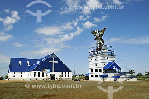 Assunto: Santuário de São Miguel Arcanjo / Local: Bandeirantes - Paraná (PR) - Brasil / Data: 04/2014