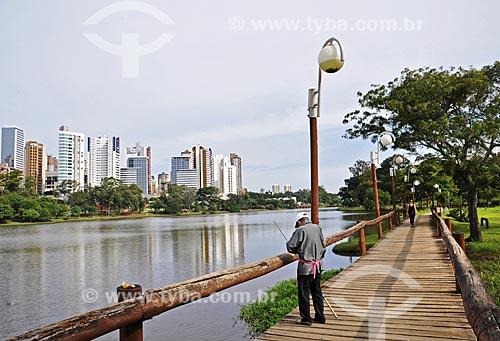 Assunto: Lago Igapó / Local: Londrina - Paraná (PR) - Brasil / Data: 04/2014