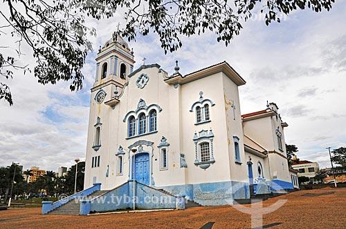 Assunto: Catedral Basílica de São Bento / Local: Marília - São Paulo (SP) - Brasil / Data: 05/2014