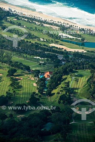 Assunto: Campo de golfe do Gávea Golf Club / Local: São Conrado - Rio de Janeiro (RJ) - Brasil / Data: 06/2014