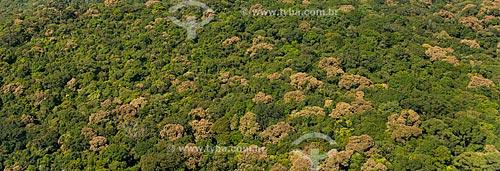 Foto aérea da Reserva Florestal do Morro Grande  - Cotia - São Paulo (SP) - Brasil