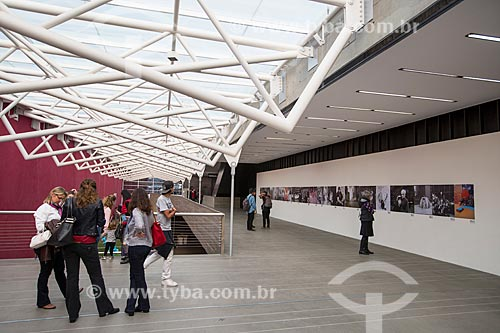 Exposição no Instituto Tomie Ohtake  - São Paulo - São Paulo (SP) - Brasil