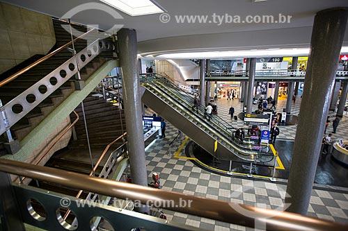 Interior do Aeroporto de Congonhas (1936)  - São Paulo - São Paulo (SP) - Brasil