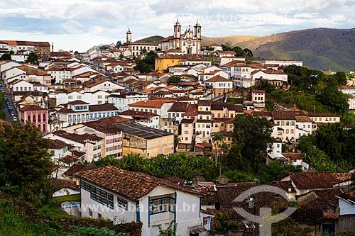 Centro Histórico de Ouro Preto  - Ouro Preto - Minas Gerais (MG) - Brasil