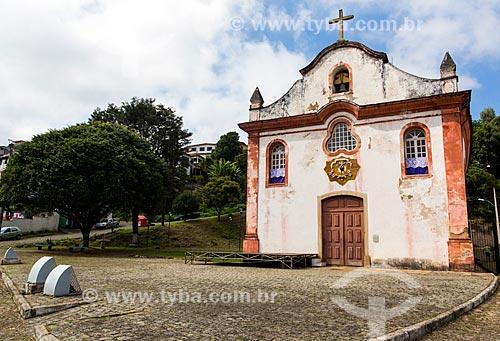 Capela de Nossa Senhora das Dores  - Ouro Preto - Minas Gerais (MG) - Brasil