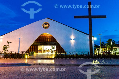 Igreja Matriz de São Pedro  - Tamandaré - Pernambuco (PE) - Brasil